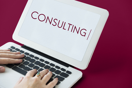 stock agency: Consulting Professional Expert Service Business