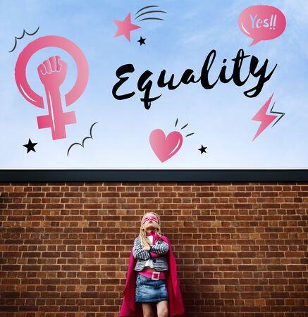 Feminisme gelijkheid vertrouwen vrouwen goed