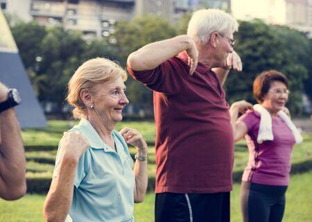 고령자 운동 성인 체력