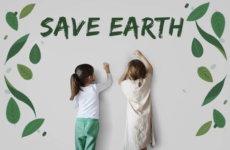 Organic Environment Save Earth Icon