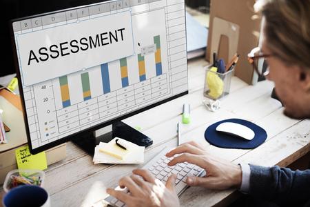 Prognose Analyse Beoordeling Grafiek