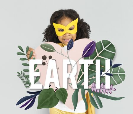 Earth Eco Peace Organic Fresh Nature Stock Photo