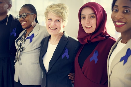 Diverse Women Together Partnership Ribbon