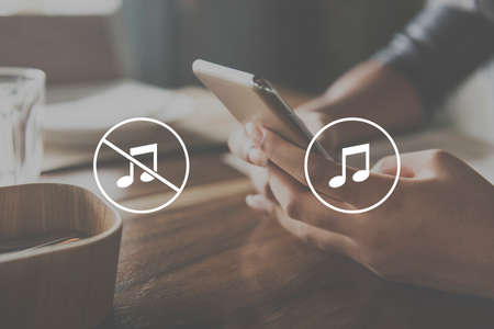 Multimedia Entertainment Sound OnOff Button