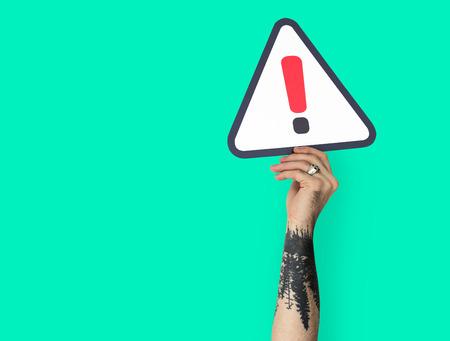 Caution Danger Warning Unsafe Risk Hazard