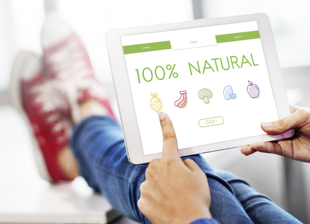 ダイエット健康的な食事自然食品