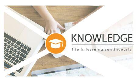 Afstandsonderwijs online onderwijs webpage