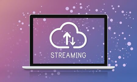 Streaming is used mainly to provide backup storage.