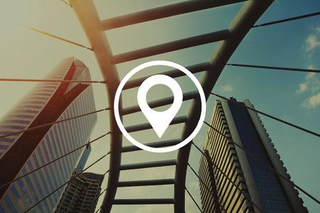 Distance Marker GPS Global Positioning System