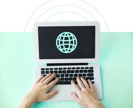 Artwork Design Globe Object Icon