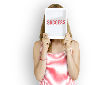 Corporate Business Success Victory Concept Stock Photo - 78393568