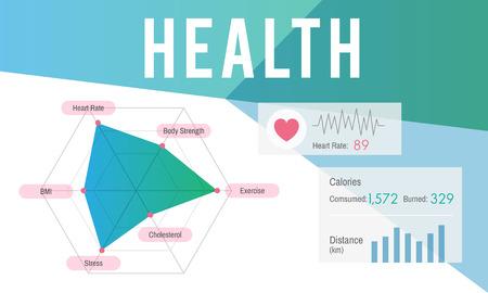 Health concept 스톡 콘텐츠