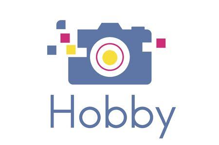Camera is a device for capture a memory. Фото со стока