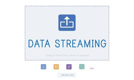 Digital data is an online information technology. Imagens