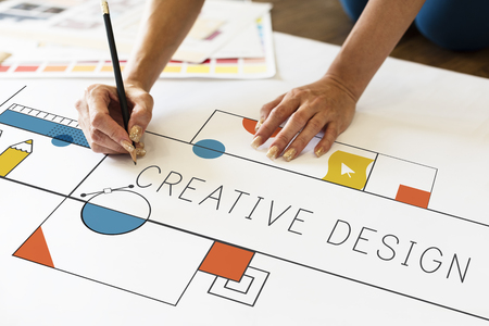 Creative Design Creativity Drawing Concept