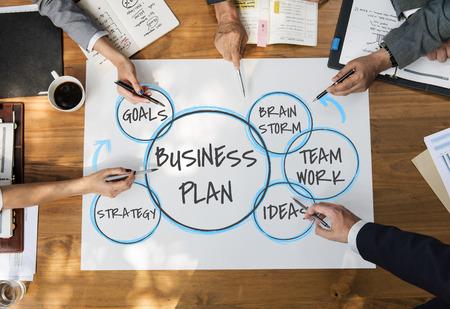 merchandising: Merchandising Business Plan Strategy Bubbles