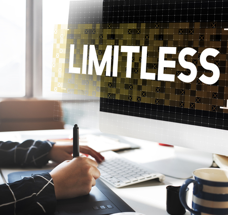 Limitless Time Unlimited Infinity Ability Graphic