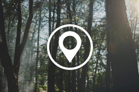 Sistema di posizionamento globale GPS Archivio Fotografico - 78317131