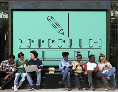 skills diversity: Learn Education Study Lesson Graphic