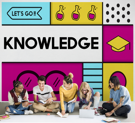 School Learn Knowledge Institute Academy Stock Photo