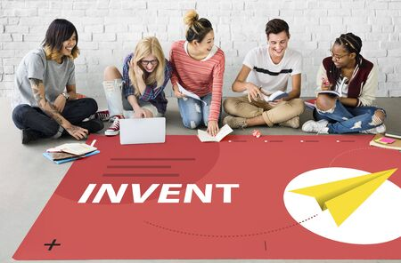 Fresh Ideas Creative Inspiration Concept Stock Photo