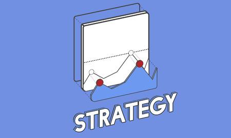 Strategy concept 版權商用圖片