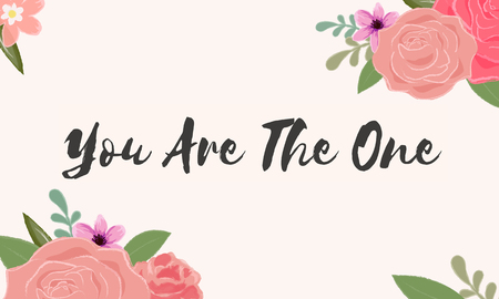 U bent het een-oorsignaal Woordenafbeelding