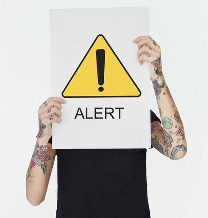 importance: Alert Attention Caution Critical Danger Error