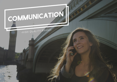Communication Connection Get In Touch Icon
