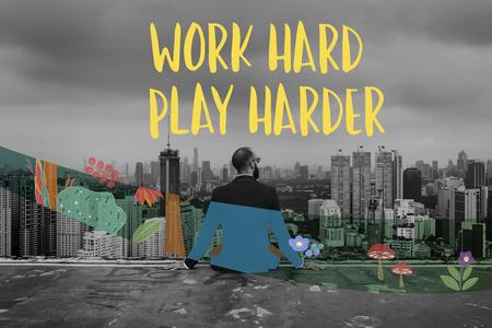 work less: Carpe Diem Live It Up