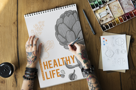 Healthy Living Vitality Wellbeing