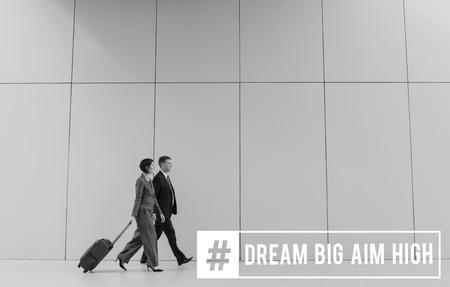 dont walk: Dream Big Aim High Quote Message Aspiration