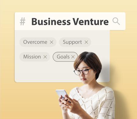 Improvement Business Venture Market Expansion Фото со стока
