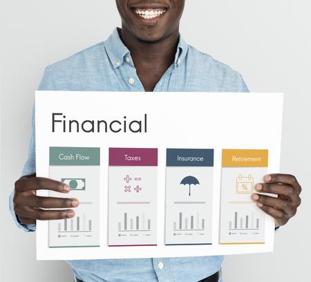 Accounting Trade Economy Financial Icon Stok Fotoğraf - 78402080
