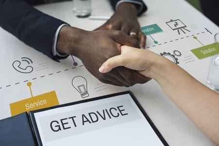 추가 정보 조언 판매를 얻으십시오 스톡 콘텐츠
