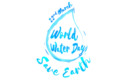 World Water Day Earth Environmental Conservation Stock fotó - 78403042