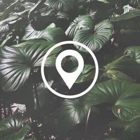 Distance Marker GPS Global Positioning System Destination