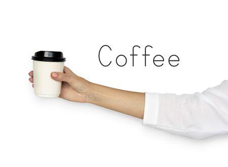 Coffee Cup Paper Mug Break Banco de Imagens
