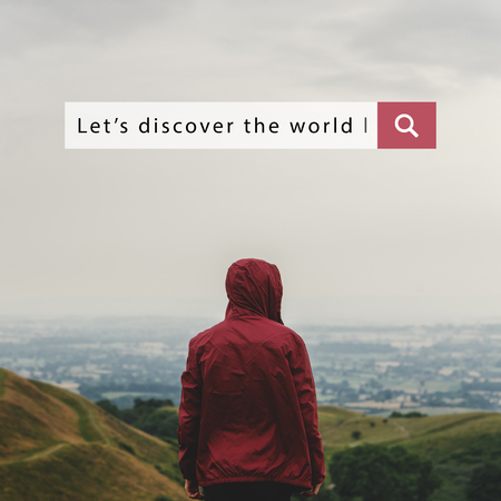 Adventure Discover Explore Somewhere Serenity