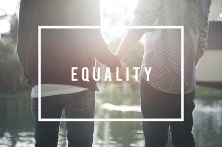 一緒に平等だけを魅了します。