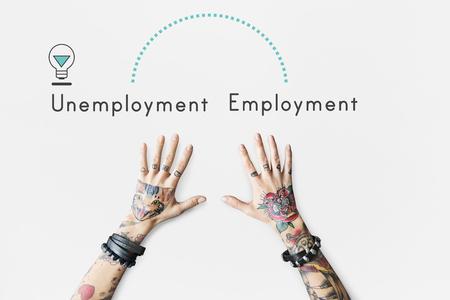 Antonym Opposite Unemployment Employment Assign Resign