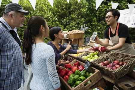Owner Fresh Grocery Organic Shop Food