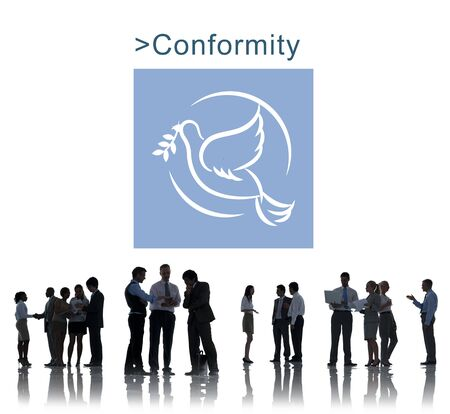 conformity: Friendship Unity Conformity Together Solidarity