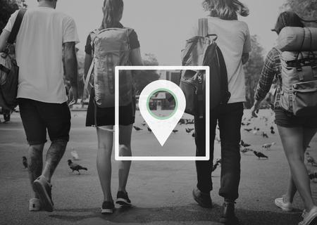 Sistema di posizionamento globale GPS Archivio Fotografico - 78406184