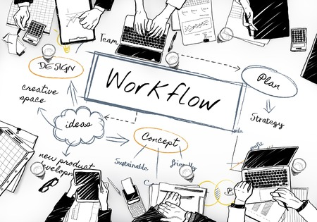 Sketch of workflow