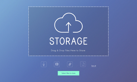 Storage is storing information for future use.