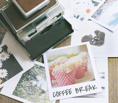 Break coffee lover word