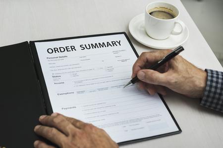 summarize: Form Application Information Data Word
