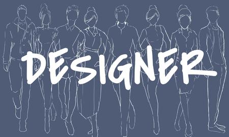 Style Fashion Design Trends Creativity Stok Fotoğraf