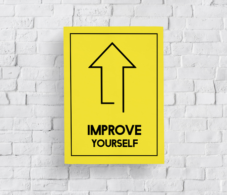 Improve Yourself Dare to Dream No Limits Stock Photo - 78479798